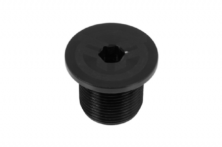 Federal Fork Top Cap - Black H24